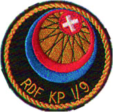 Badge Rdf Kp I/9
